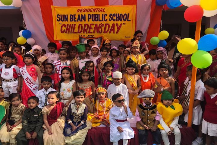 Residential Sun-Beam Public School-Childrens Day