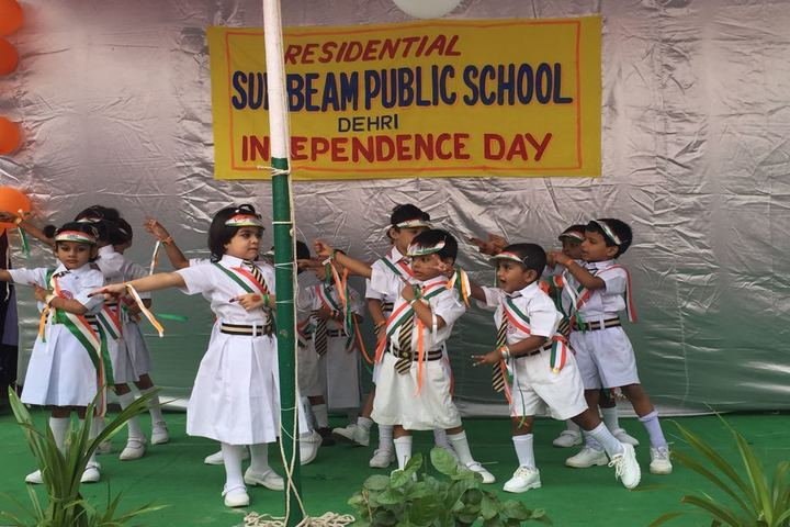 Residential Sun-Beam Public School-Kg Students