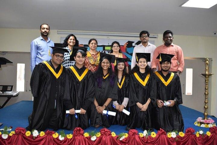 Rockwell International School-Graduation Day