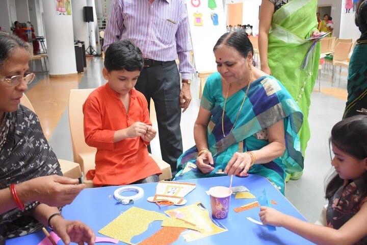 Rockwell International School-Grandparents Day Celebration