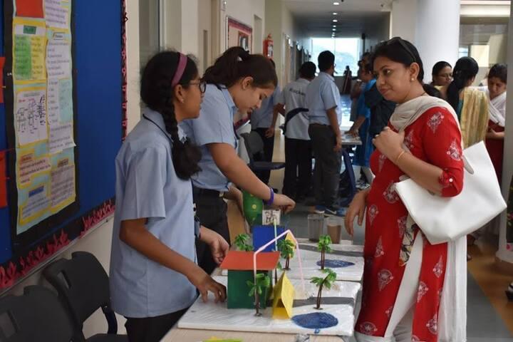 Rockwell International School-Science Exhibition
