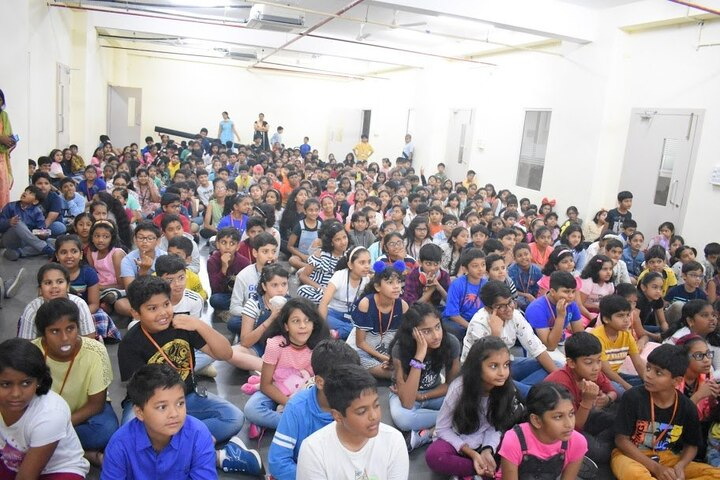 Rockwell International School-Students