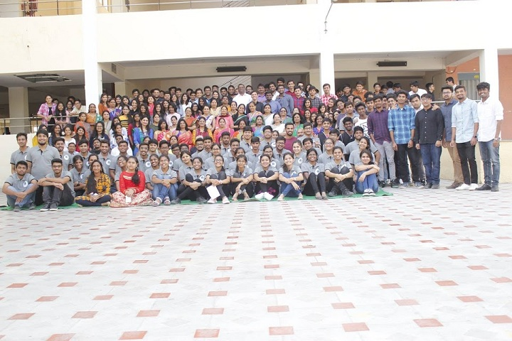 Sadhu Vaswani International School-students