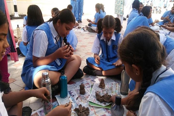 Sadhu Vaswani International School-Club Activity