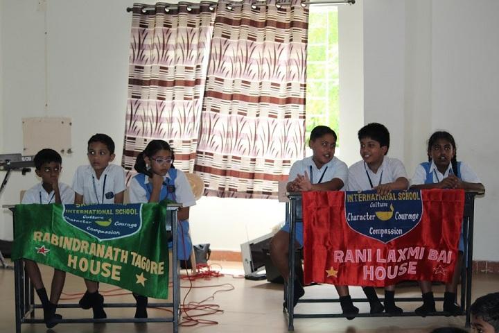 Sadhu Vaswani International School-Inter House Quiz Competition