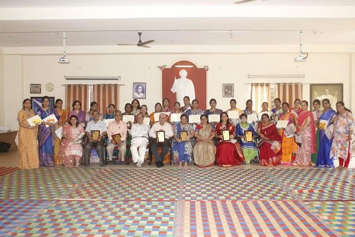 Sadhu Vaswani International School-Workshop for the staff