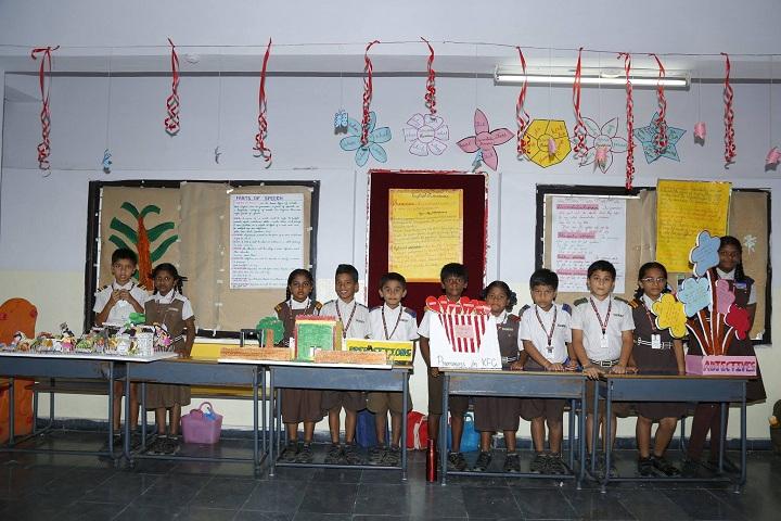 Sage International School-Exhibition