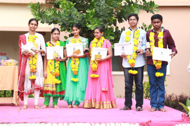 Sai Spurthi D A V School-Acheivements