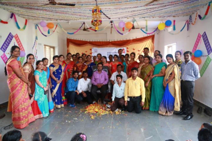 Sai Spurthi D A V School-Event