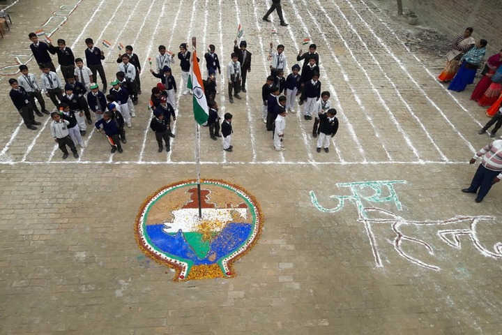Resonance International School-Independence Day