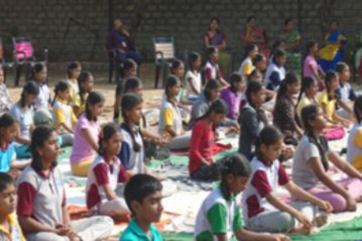 Sankalp School-Yoga