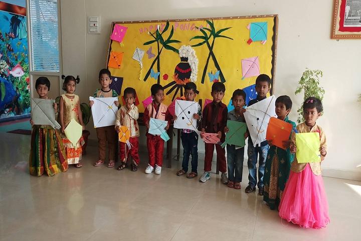 Sankalp School-Pongal Celebrations