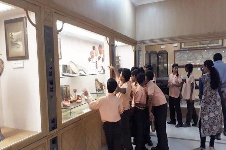 Sanskar Innovative School-Excursion