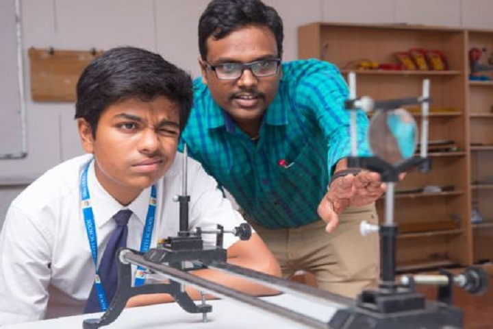 Sanskriti School-Physics Lab