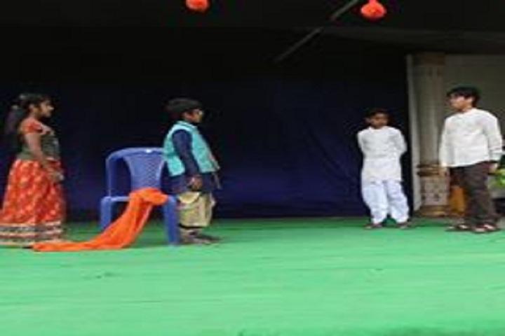 Sanskriti School-Drama