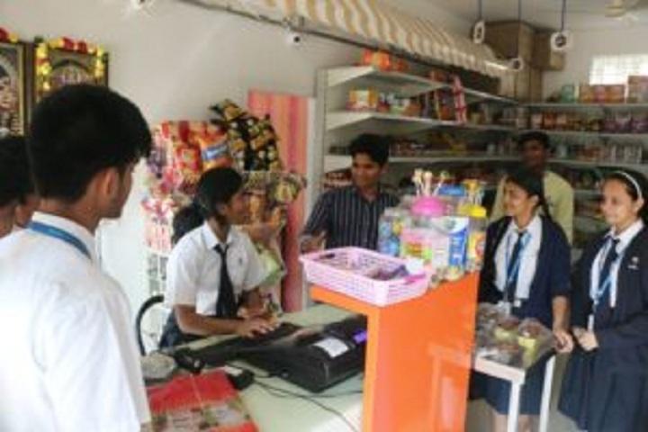 Sanskriti School-Retail Industry