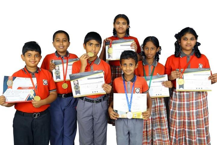 Saritha Vidya Niketan-Achievement