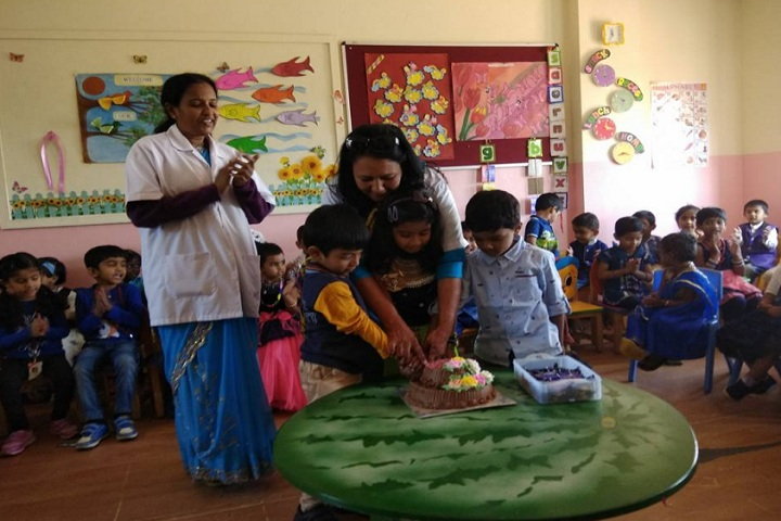 Saritha Vidya Niketan-Birthday Event
