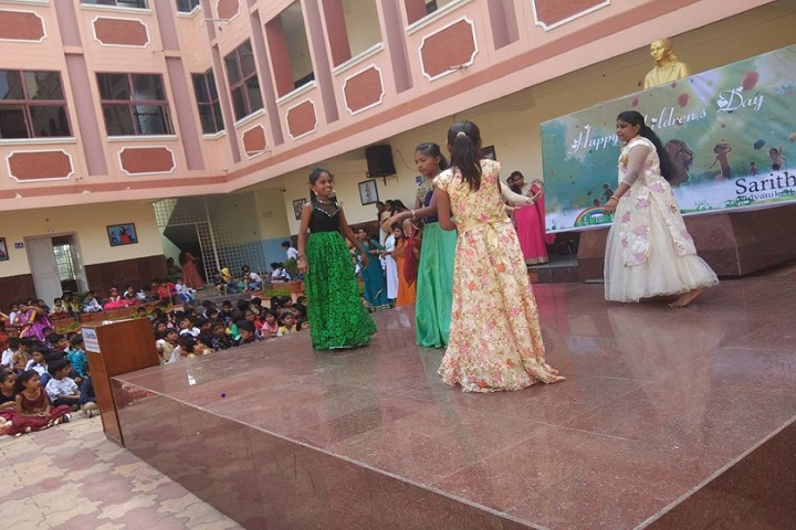 Saritha Vidya Niketan-Childrens day event