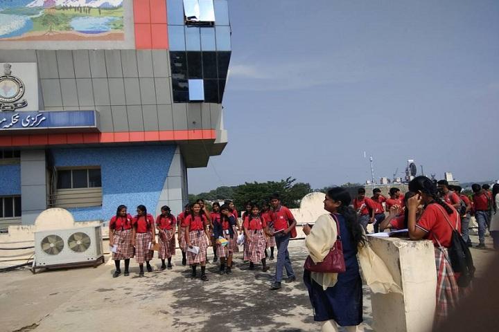 Saritha Vidya Niketan-Education Trip