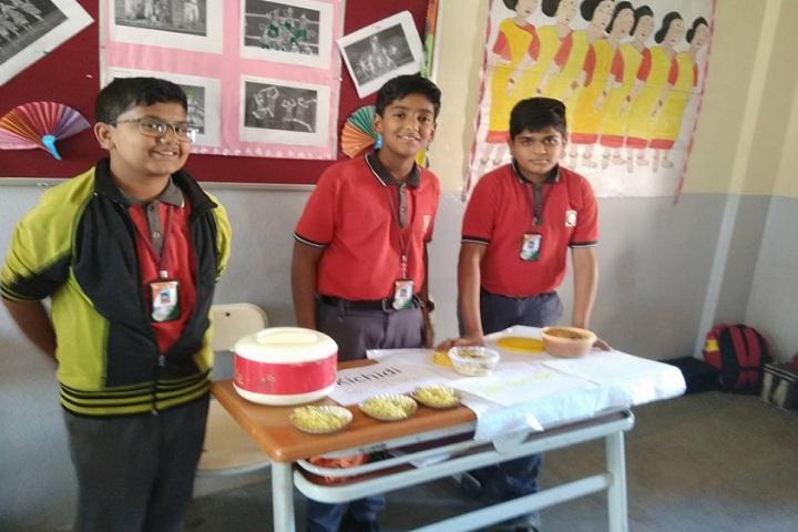 Saritha Vidya Niketan-Food Fest