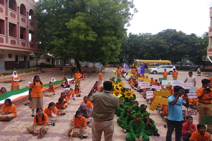 Saritha Vidya Niketan-Independence Day