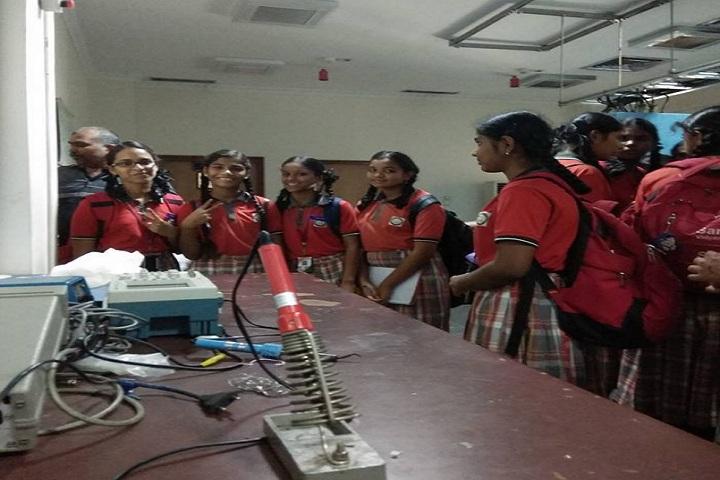Saritha Vidya Niketan-Lab