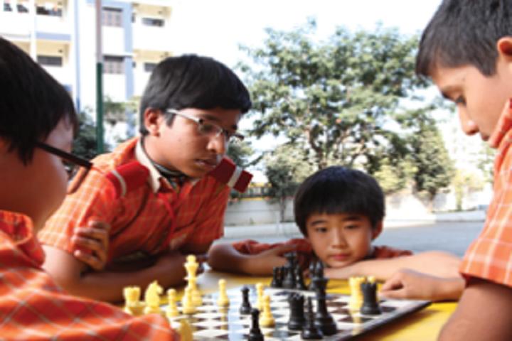 Scholars Academy-Indoor Games
