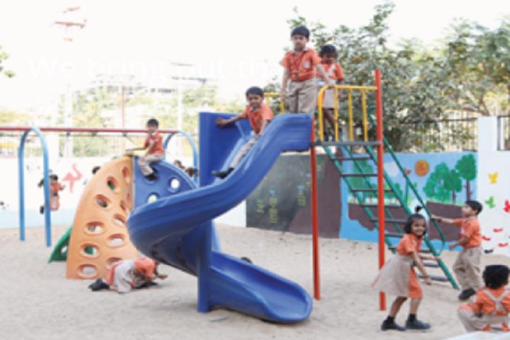 Scholars Academy-Kindergarten Play Area