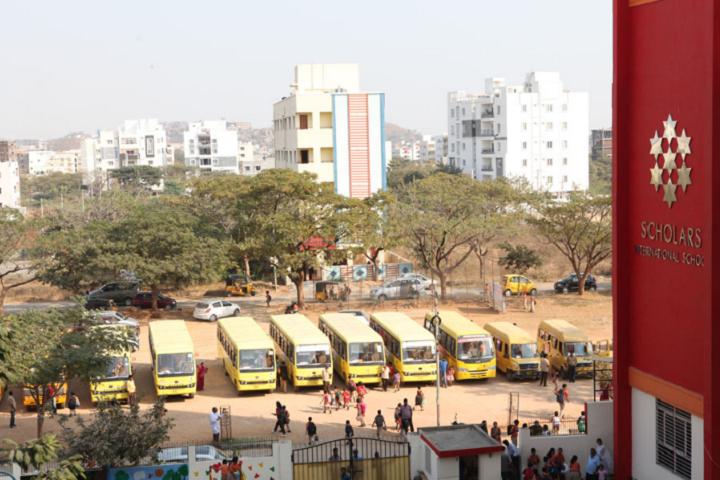 Scholars Academy-Transport