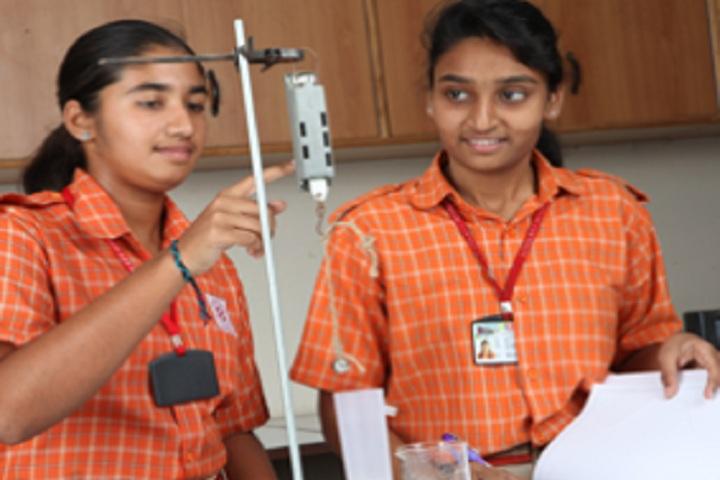 Scholars International School-Lab