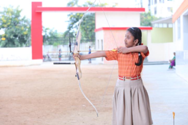 Scholars International School-Archery