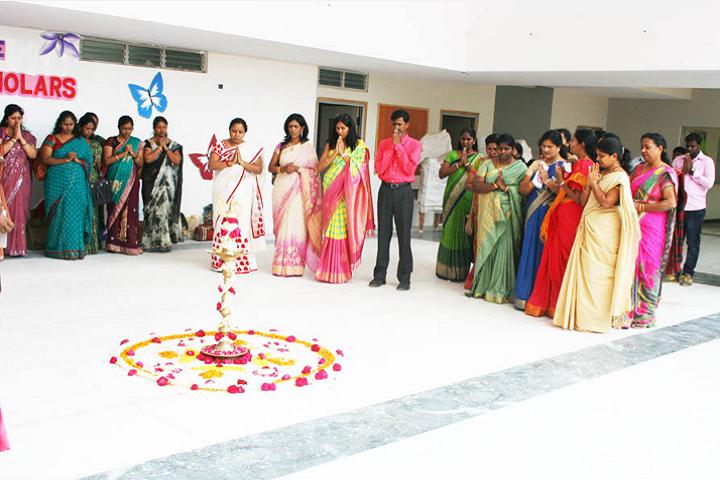 Scholars International School-Event