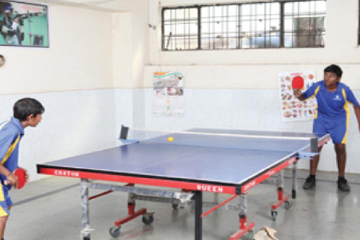 Scholars International School-Indoor Games