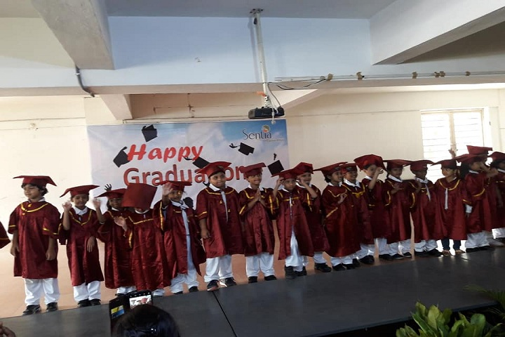 Sentia The Global School-Graduation Day