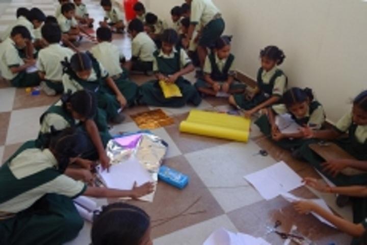 Shastra School-Art And Craft