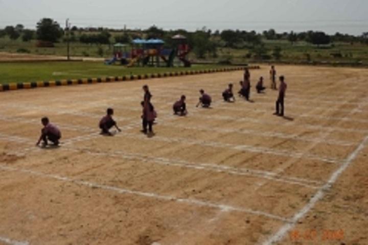 Shastra School-Play Ground