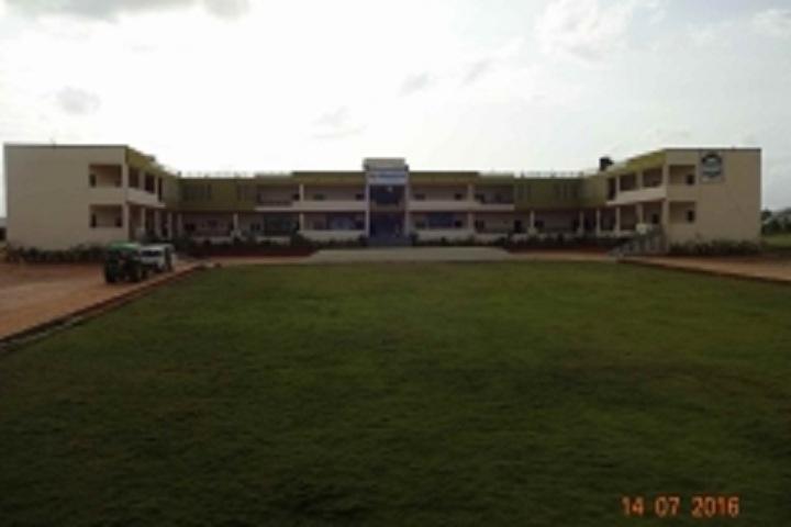 Shastra School-School Campus