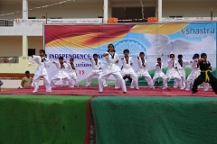 Shastra School-Sports Day