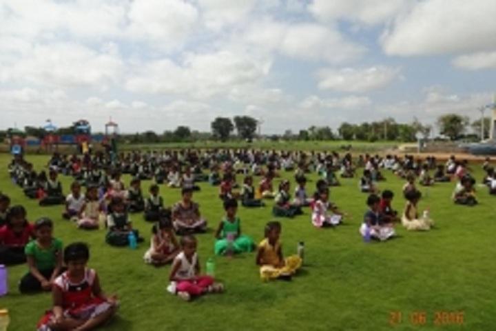 Shastra School-Yoga Day