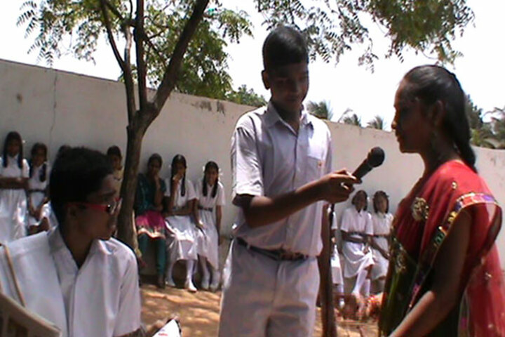 Shivaji Vidya Peeth High School-Activity