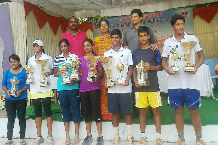 Shivaji Vidya Peeth High School-Felicitation
