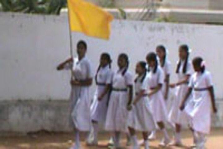 Shivaji Vidya Peeth High School-March Past