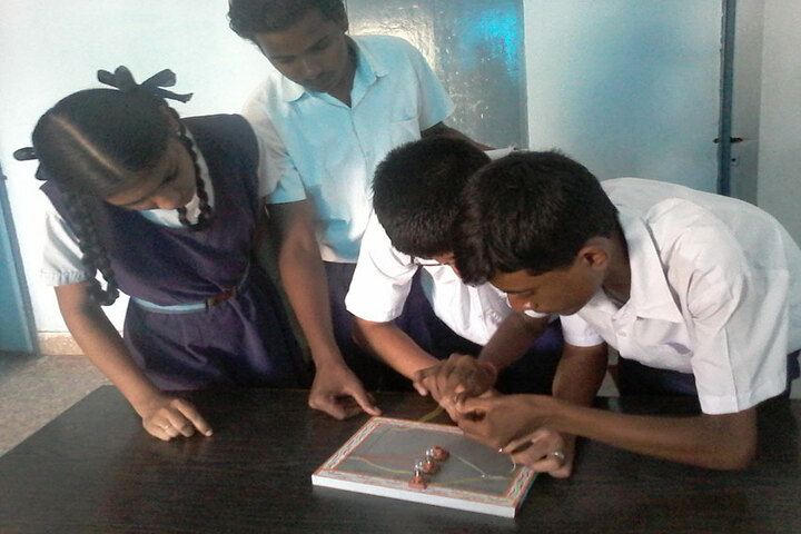 Shivaji Vidya Peeth High School-Science Experiment