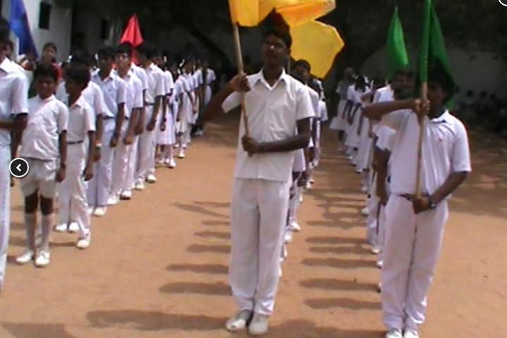 Shivaji Vidya Peeth High School-Annual Sports Meet