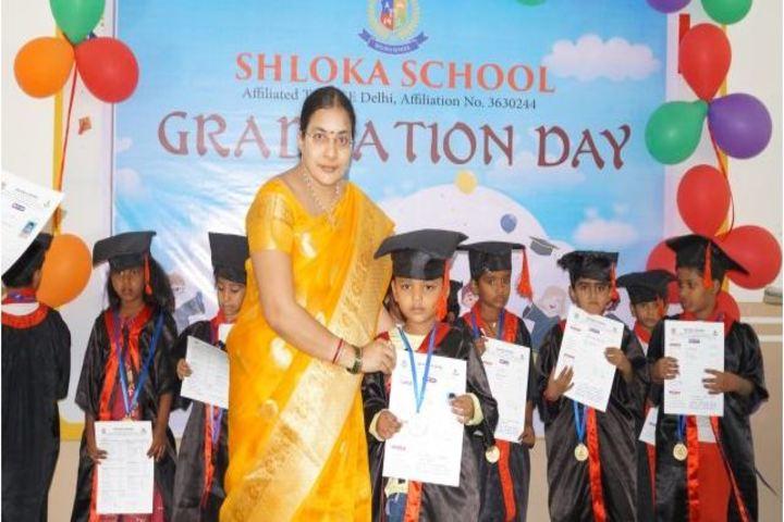 Shloka School-Graduation Day