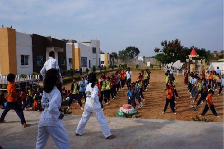 Shloka School-Karate