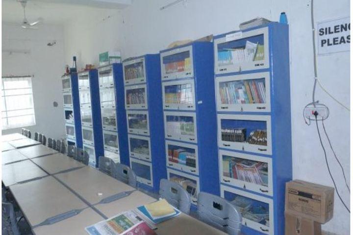 Shloka School-Library
