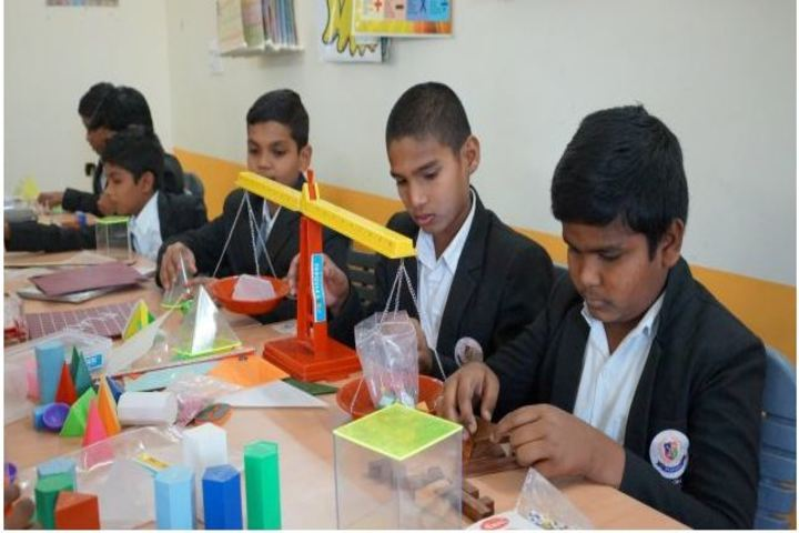 Shloka School-Maths Lab