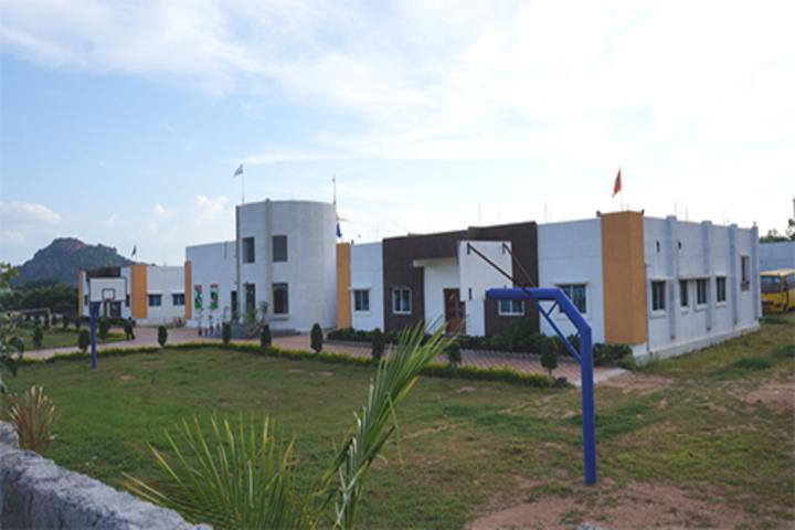 Shloka School-School Building
